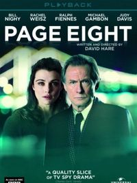 Page Eight - Poster
