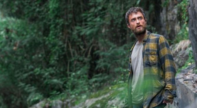 Jungle: primo trailer per il film con Daniel Radcliffe