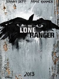 The Lone Ranger - Poster