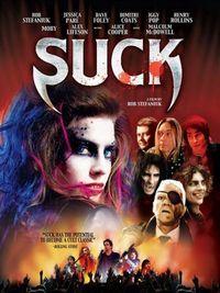 Suck - Poster originale