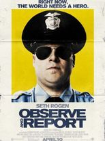 Observe and Report - Locandina