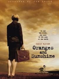 Oranges and Sunshine - Poster