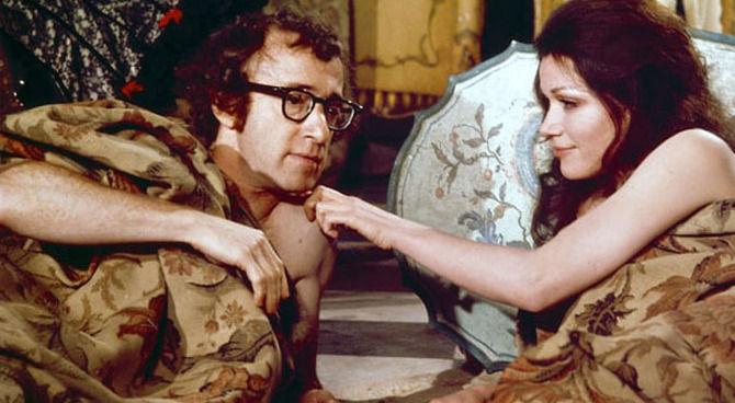 da Io e Annie a Cafe Society, le scene più divertenti del cinema di Woody Allen