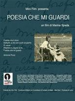 Poesia Che Mi Guardi - Locandina