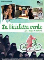 La bicicletta verde - Locandina
