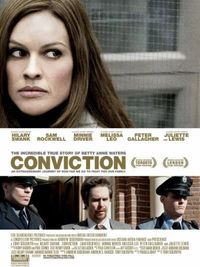Conviction - Poster