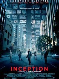 Inception - Locandina