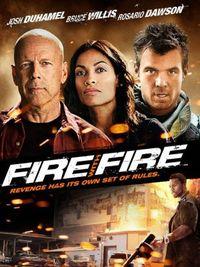 Fire with fire locandina