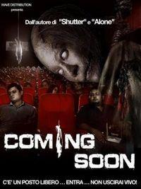 Coming Soon - Locandina
