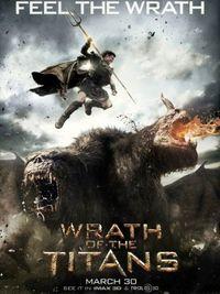 La Furia dei Titani - Poster