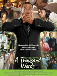 A Thousand Words - Poster