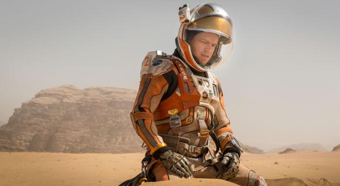 Sopravvissuto - The Martian: la recensione
