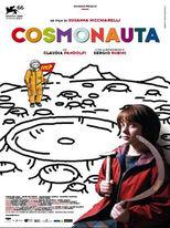 Cosmonauta - Locandina