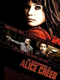 La scomparsa di Alice Creed - Poster